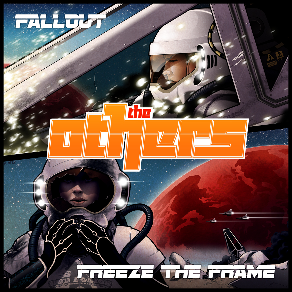 DP074: FALLOUT / FREEZE THE FRAME