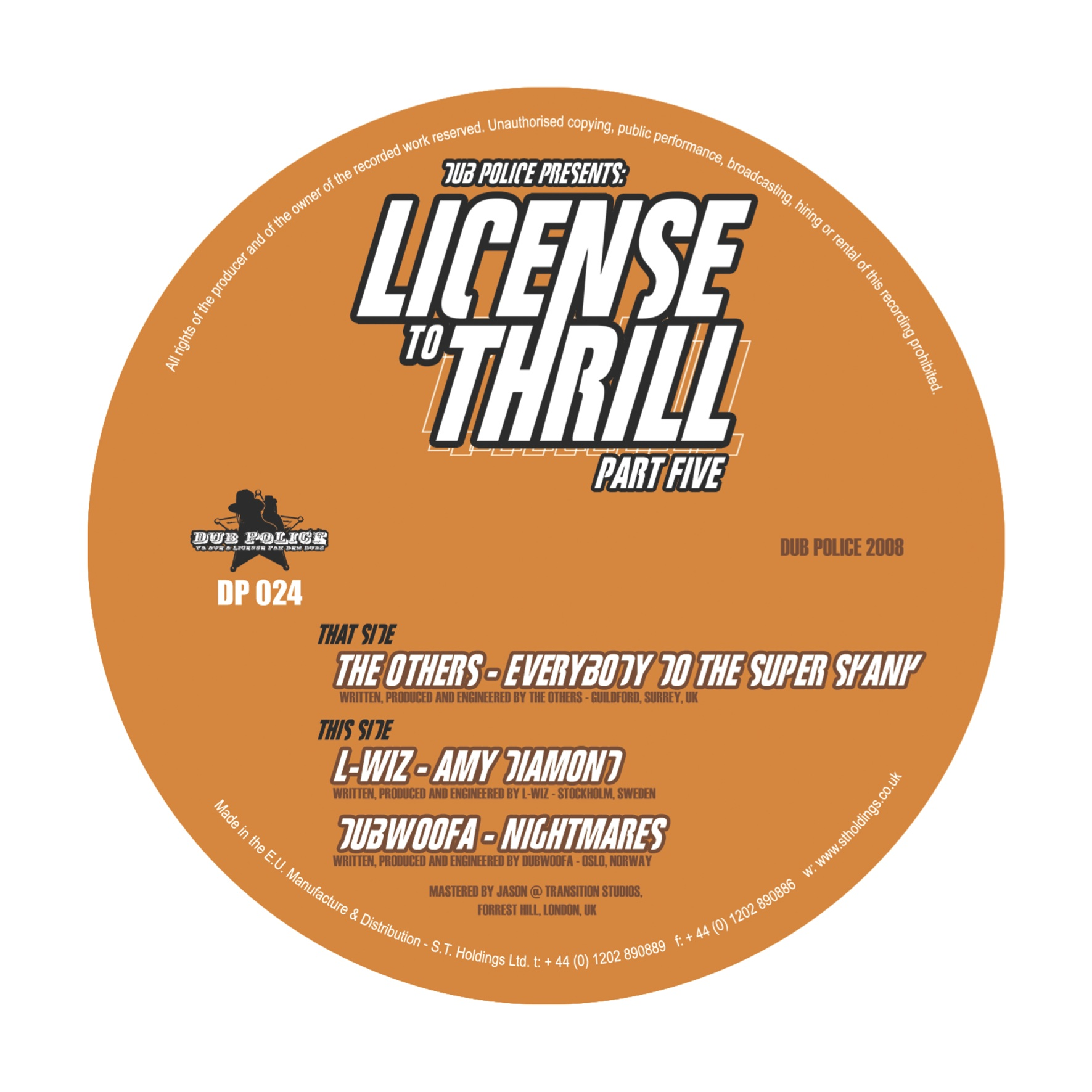 DP024: LICENSE TO THRILL PT. 5