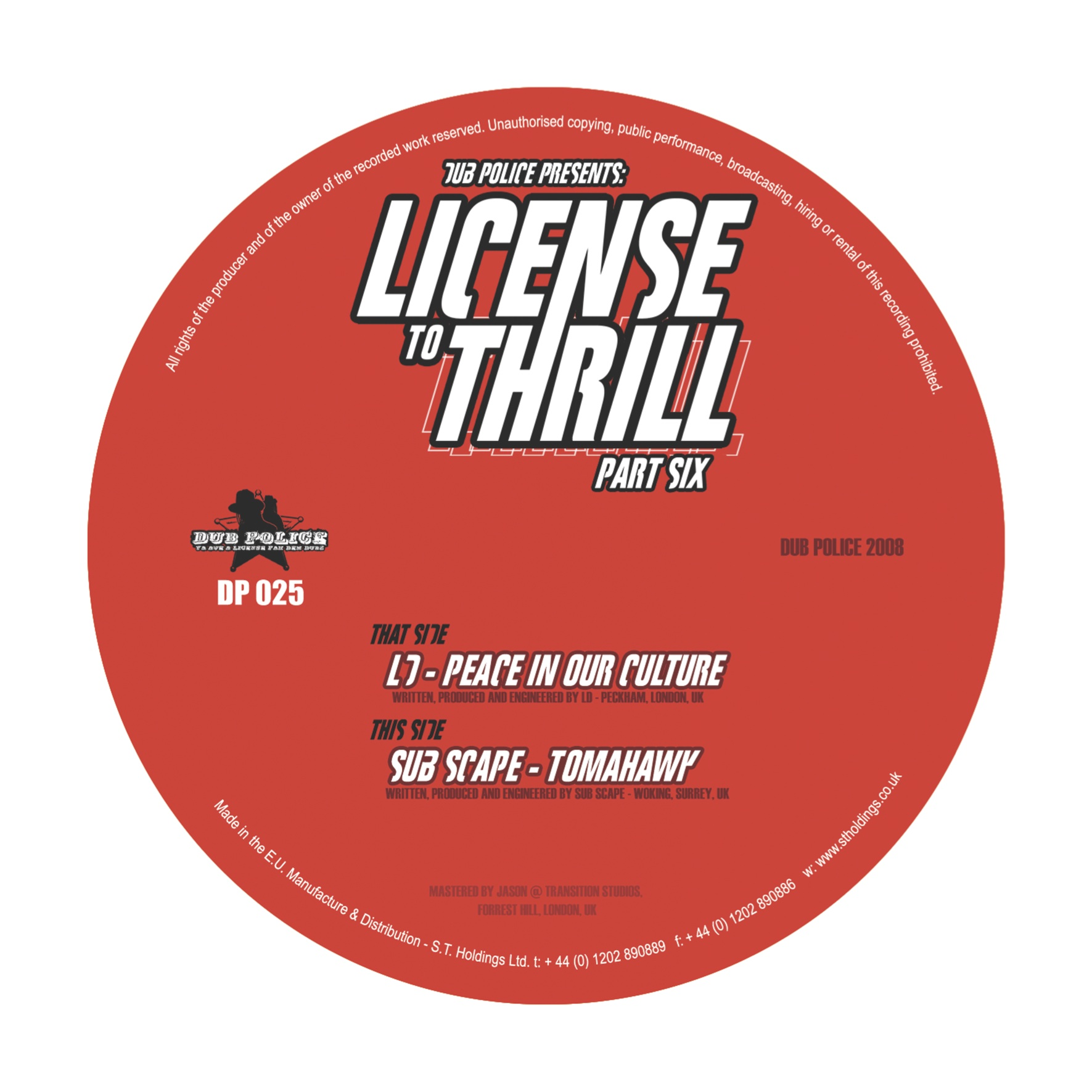 DP025: LICENSE TO THRILL PT. 6