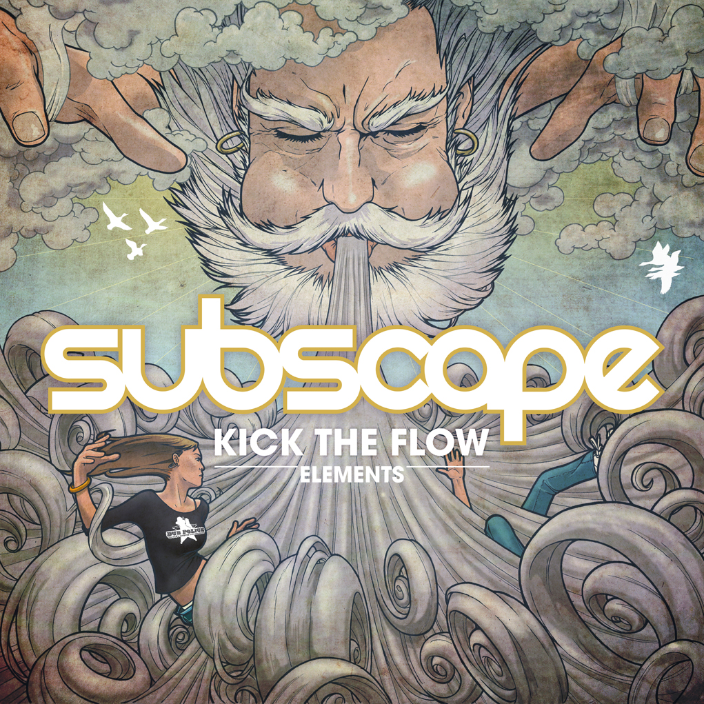 DP067: KICK THE FLOW (ELEMENTS)