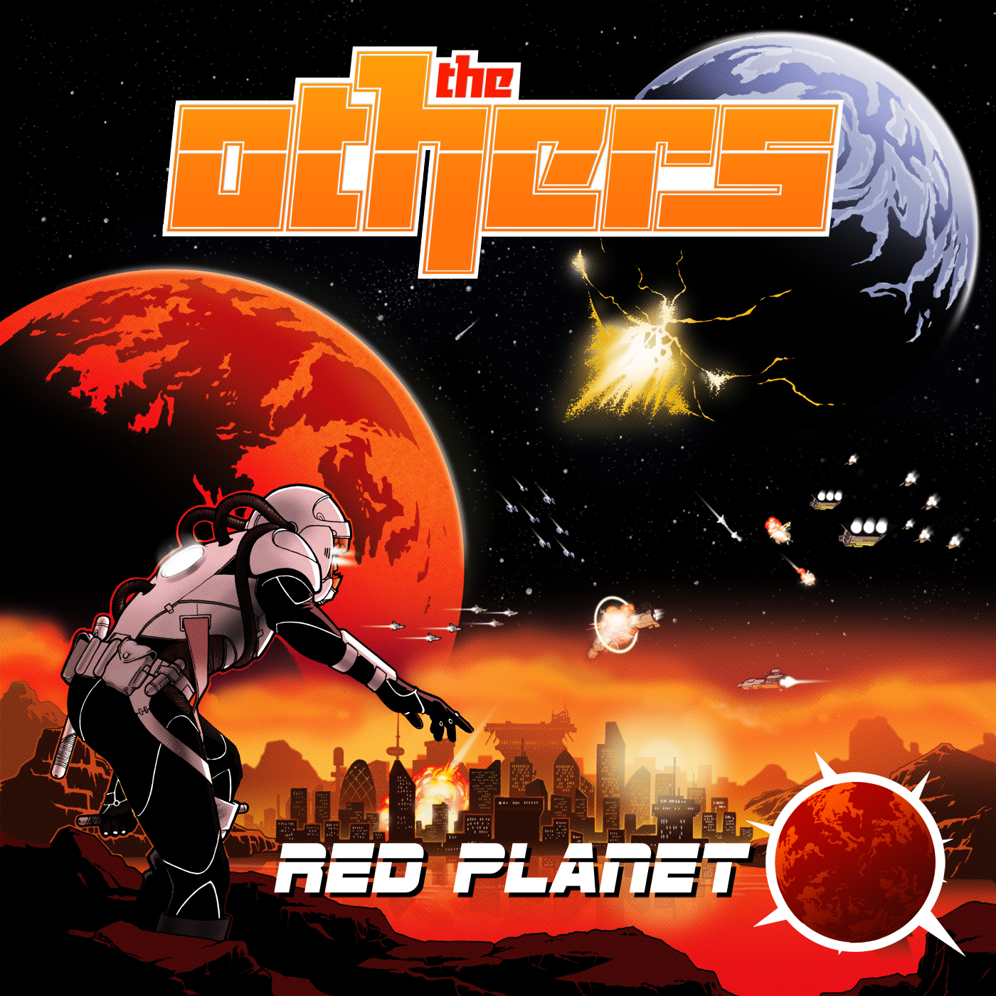 DPCD006: RED PLANET