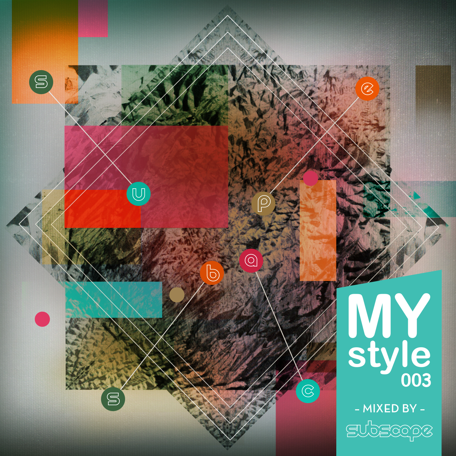 DPCD005: MYSTYLE003 MIXED BY SUBSCAPE