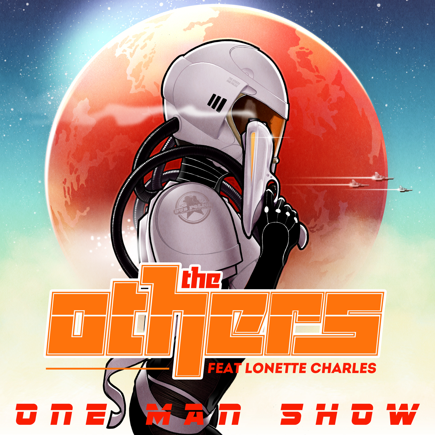 DP080: ONE MAN SHOW FEAT. LONETTE CHARLES