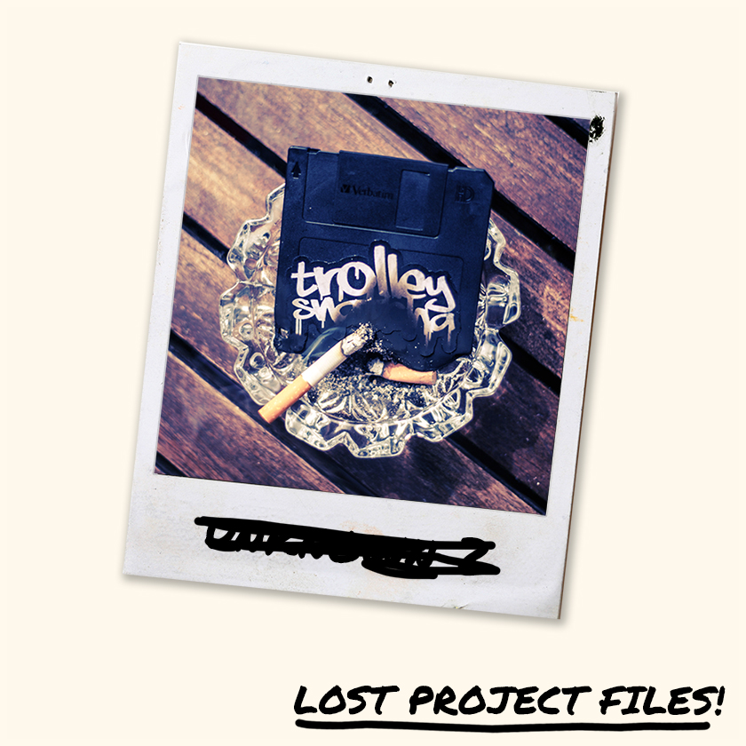 DP095: THE LOST PROJECT FILES