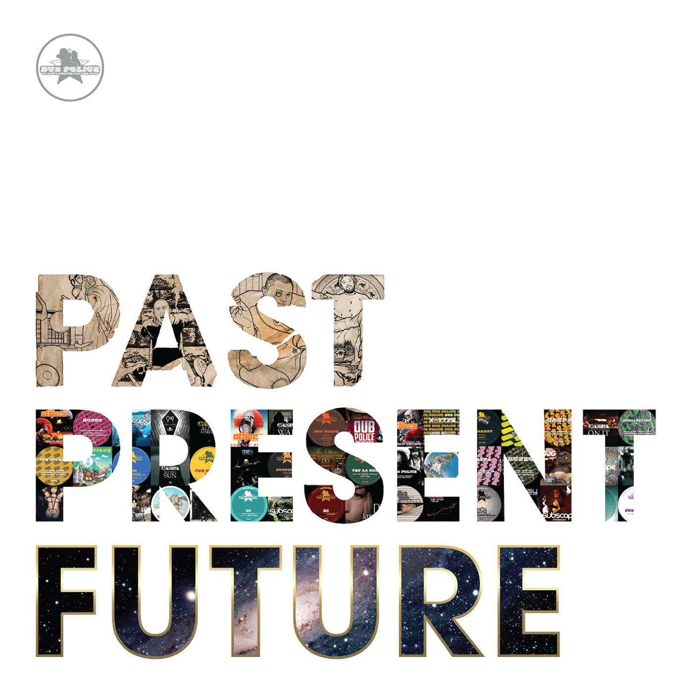 DP096: PAST PRESENT FUTURE (VINYL)