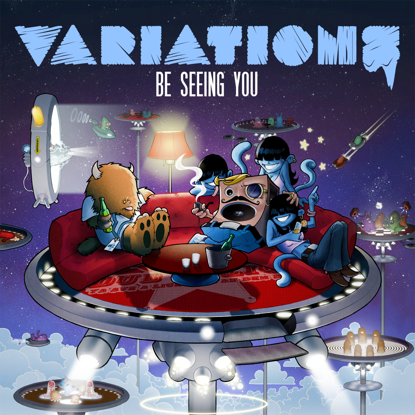 DP092: BE SEEING YOU