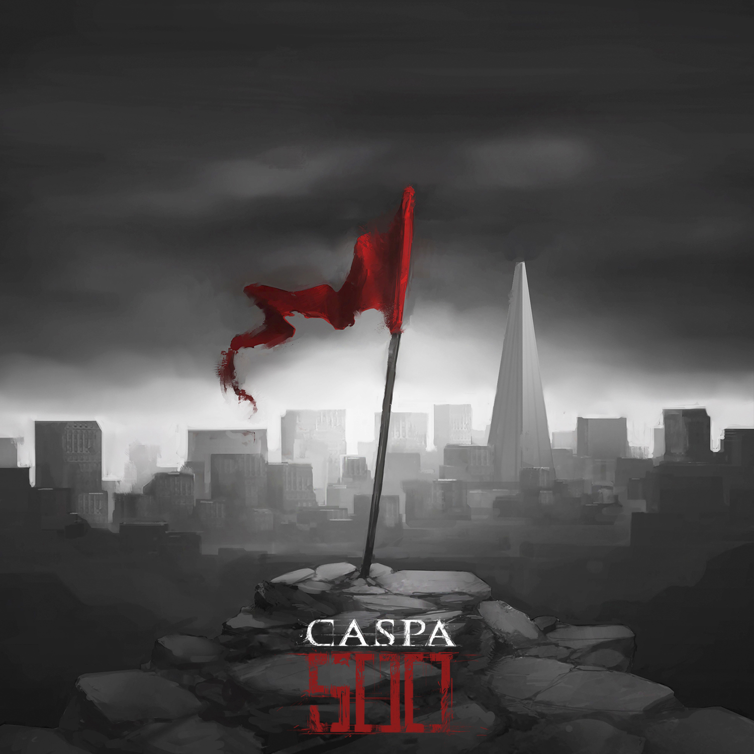 DP114: CASPA - 500 ALBUM